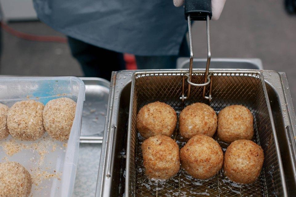 Как прошёл юбилейный Городской маркет еды. Изображение № 3.