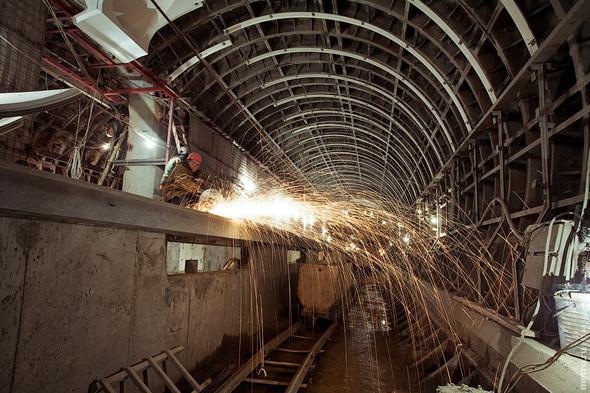 Новые линии метро могут стать частными. Изображение № 1.