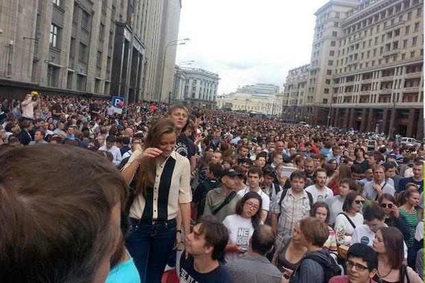 Итоги недели: арест Навального, открытие «СахАрт» и фирстиль сада «Эрмитаж». Изображение № 1.