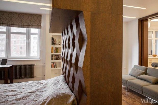 Как изголовье кровати может изменить внешний вид спальни. Изображение № 8.