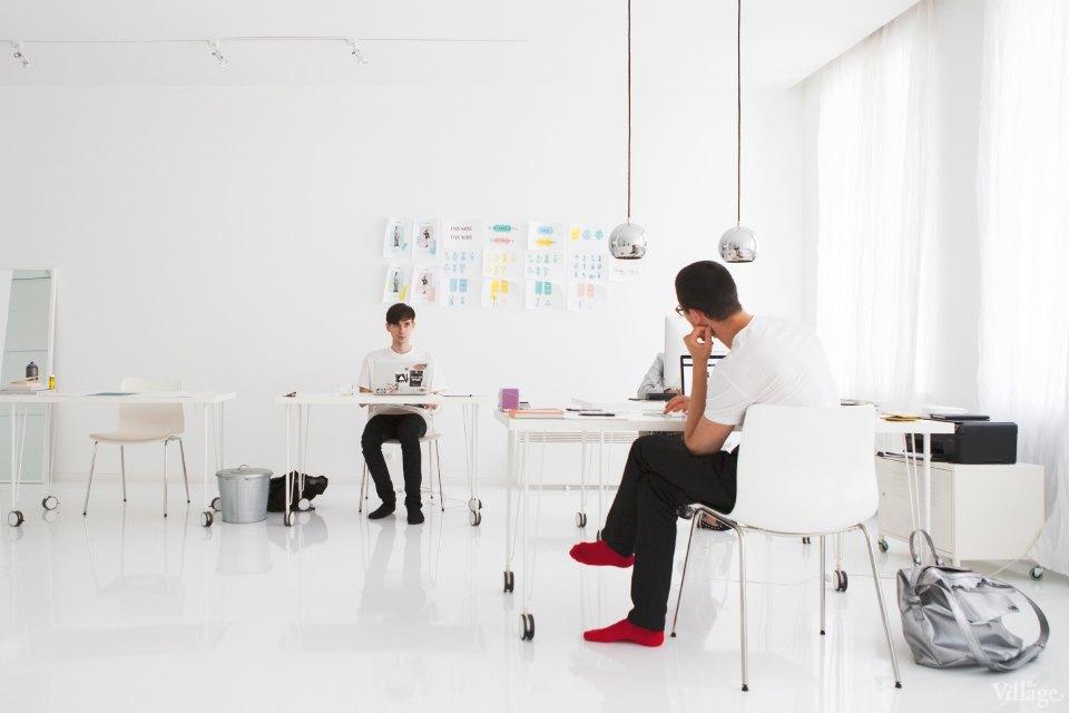 Офис недели (Москва): Flёve. Изображение № 4.
