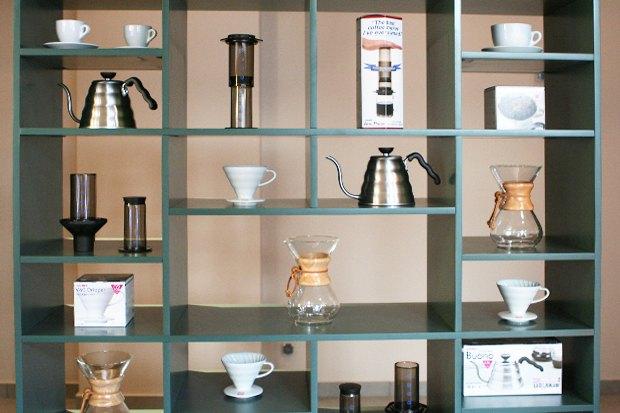 В Милютинском переулке открывается второй кофе-бар Double B. Изображение № 1.