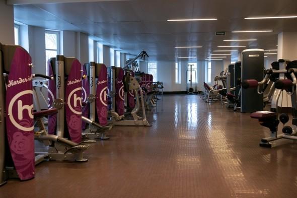 Мадонна открыла в Москве фитнес-клуб. Изображение № 3.