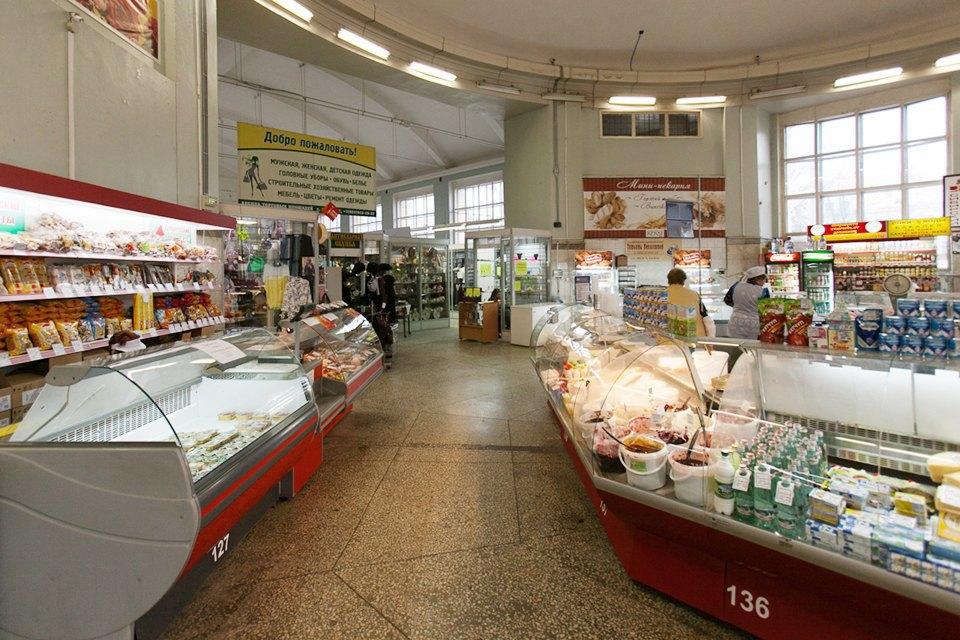 За базар в ответе: Как устроены 7 главных городских рынков. Изображение № 2.