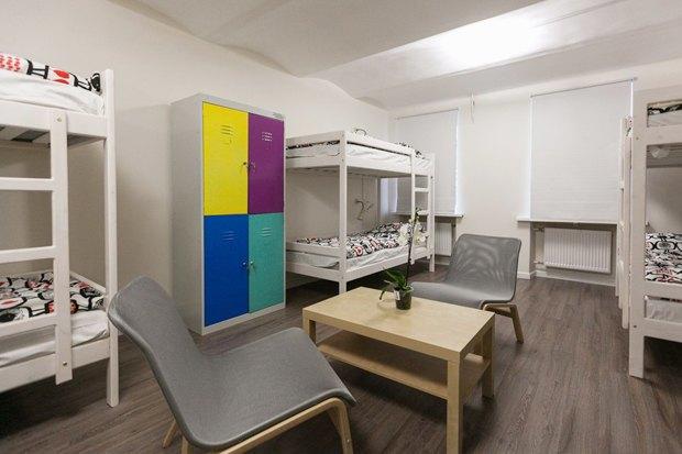 Свежий номер: 10 новых хостелов вПетербурге. Изображение № 20.