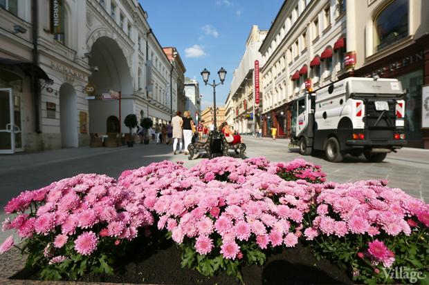 Фото дня: Как выглядит Никольская после реконструкции. Изображение № 6.