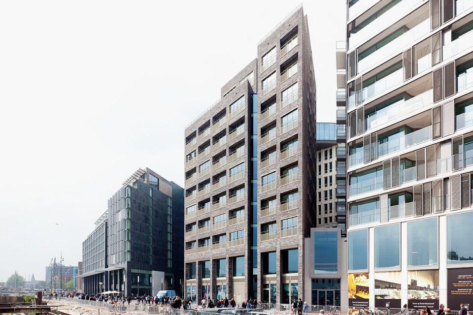 Остердокс, центр новой архитектуры Амстердама. Изображение № 9.