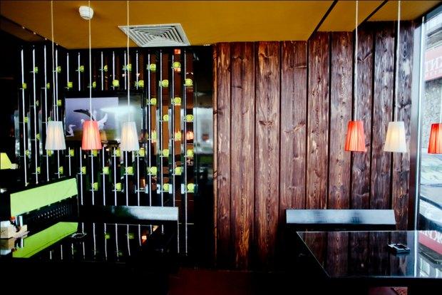 «Две палочки» открывают второе кафе в американском стиле. Изображение № 4.