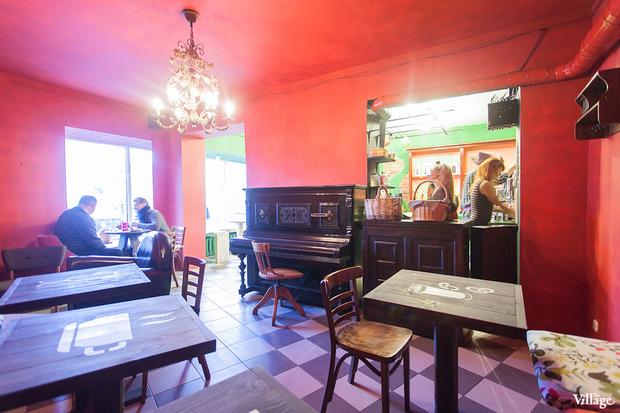 На Фонтанке открылась семейная кофейня «Кофе на кухне». Изображение № 14.