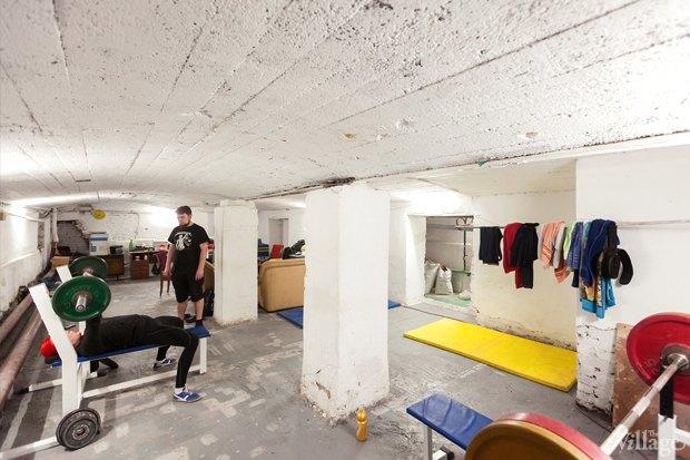 На районе: Как открыть тренажёрный зал для вегетарианцев в подвале на «Новочеркасской». Изображение № 2.