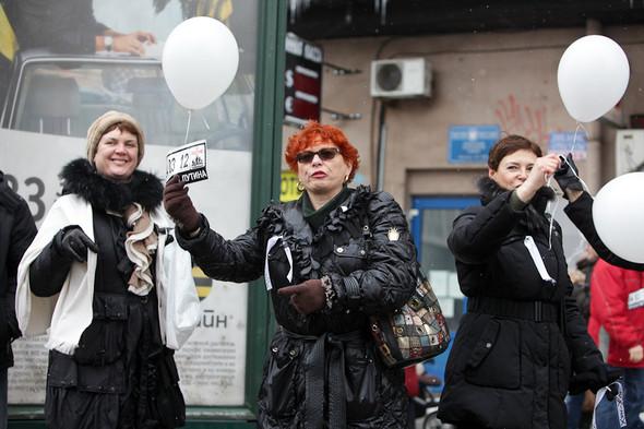 Близкое окружение: Участники акции «Белый круг» о проблемах Москвы. Изображение № 52.