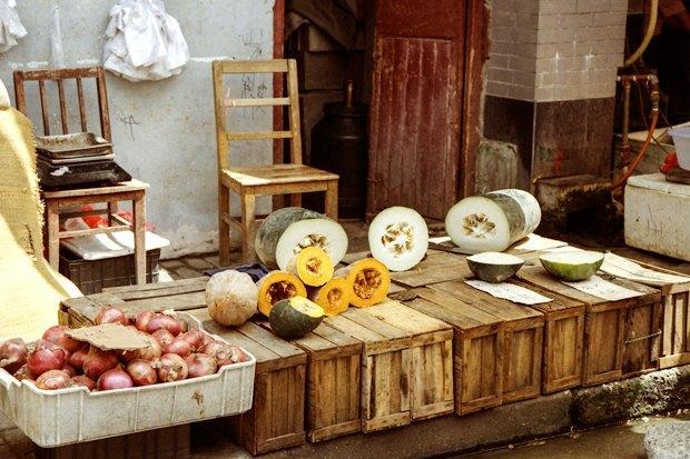 Часть целого: Старый город вШанхае. Изображение № 9.