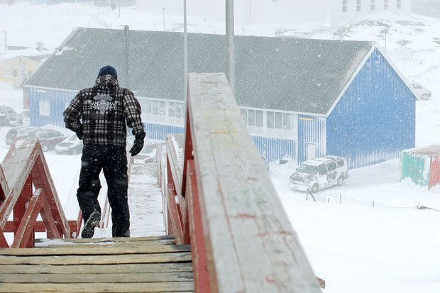 Как утепляются жители Канады, Швеции, Норвегии и Гренландии. Изображение № 20.