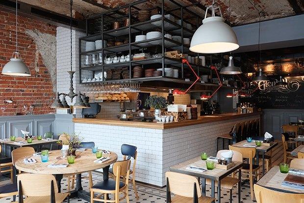 Второй Meat Point наТверской, кафе «Одесса-мама» иGlenuill. Изображение № 3.