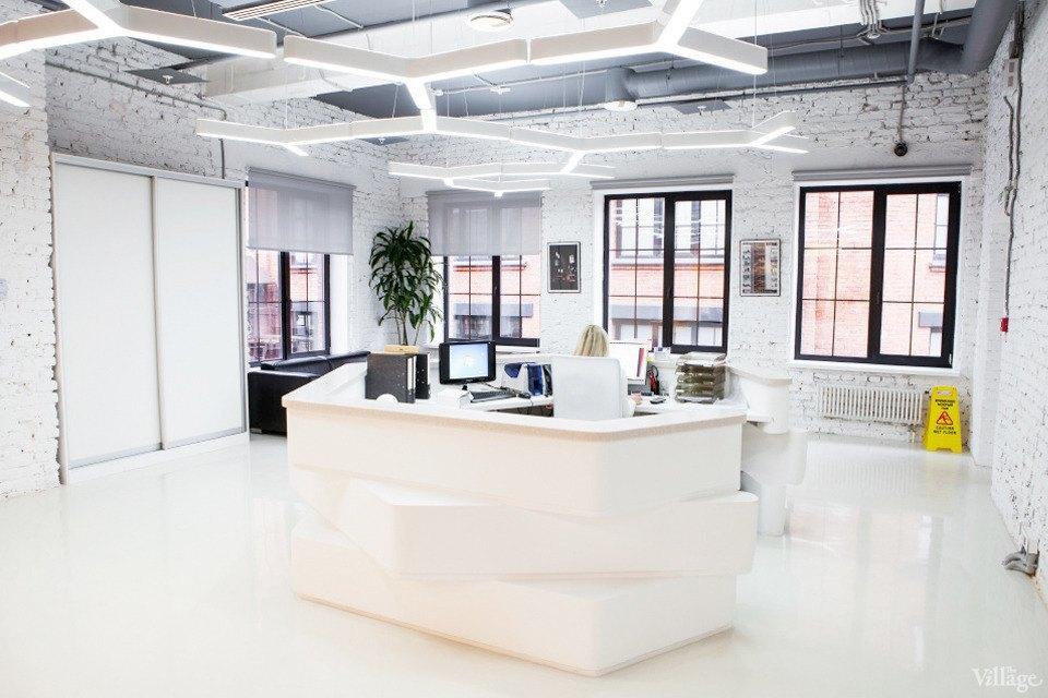 Избранное: 9 офисов виндустриальном стиле . Изображение № 5.