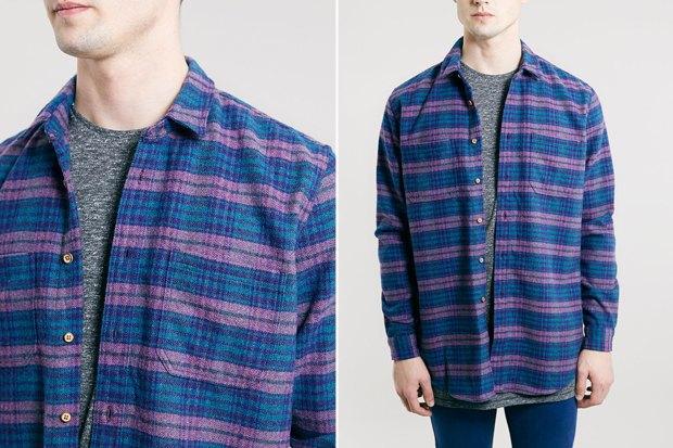 Где купить мужскую рубашку вклетку: 9вариантов отодной досеми тысяч рублей. Изображение № 4.