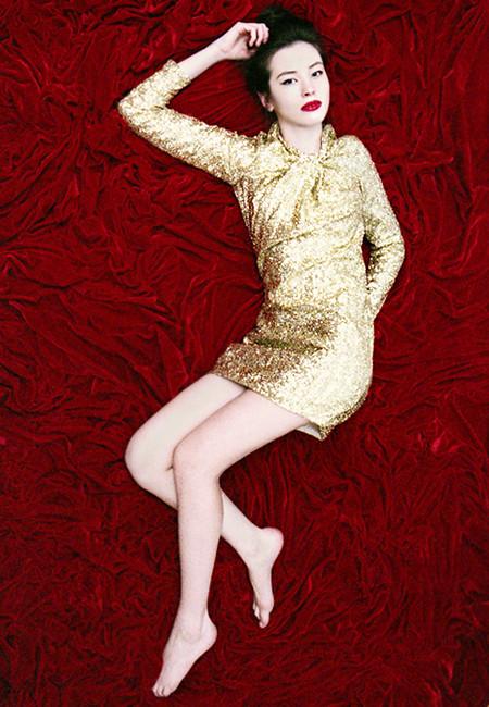 Вещи недели: 8 блестящих платьев. Изображение № 4.