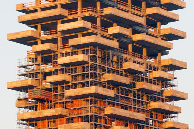 Идеи для города: Вертикальный лес вцентре Милана. Изображение № 12.