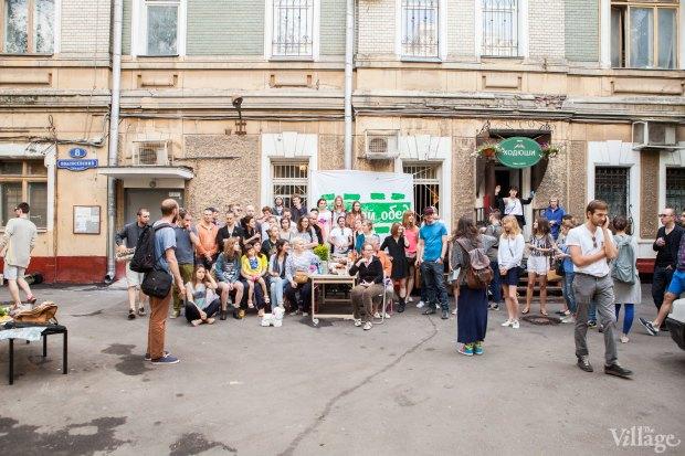 """""""Большой обед"""" в Подсосенском переулке. Изображение № 51."""