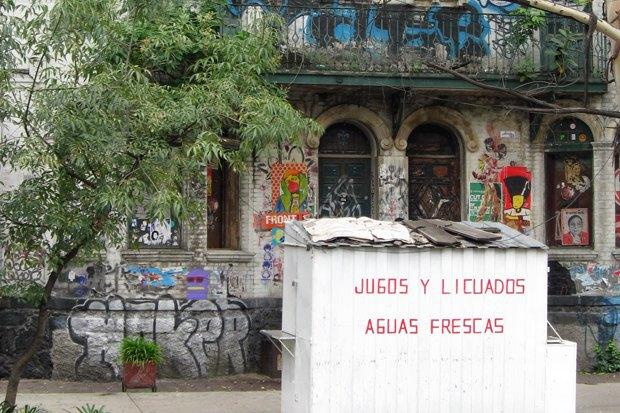 Рома, район стартапов в храмахМехико . Изображение № 8.