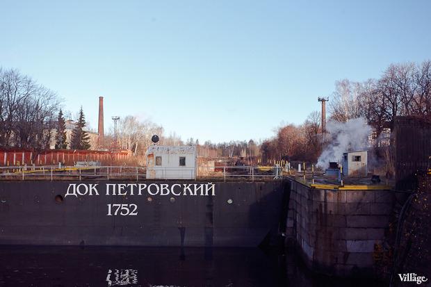 Петровский док. Изображение № 11.