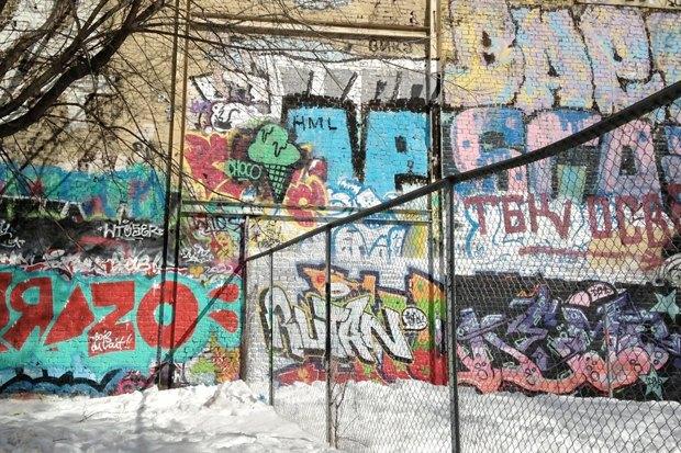 FURFUR составил карту московских граффити. Изображение № 6.