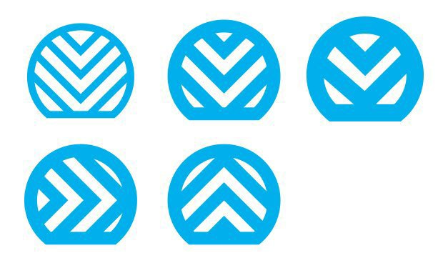 Дизайнер LAM предложил новый логотип для метро. Изображение № 2.