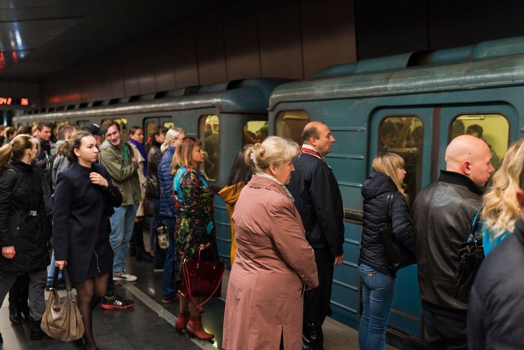 Эффект «Котельников»: Стал лисвободнее самый загруженный участок метро. Изображение № 2.