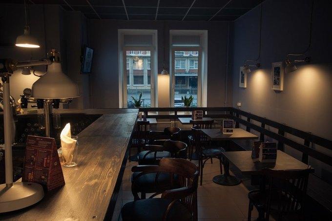 На«Комендантском проспекте» открылся пивной бар BrewMasters. Изображение № 2.