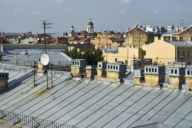 Крышу «Этажей» открыли для посещений. Изображение № 1.
