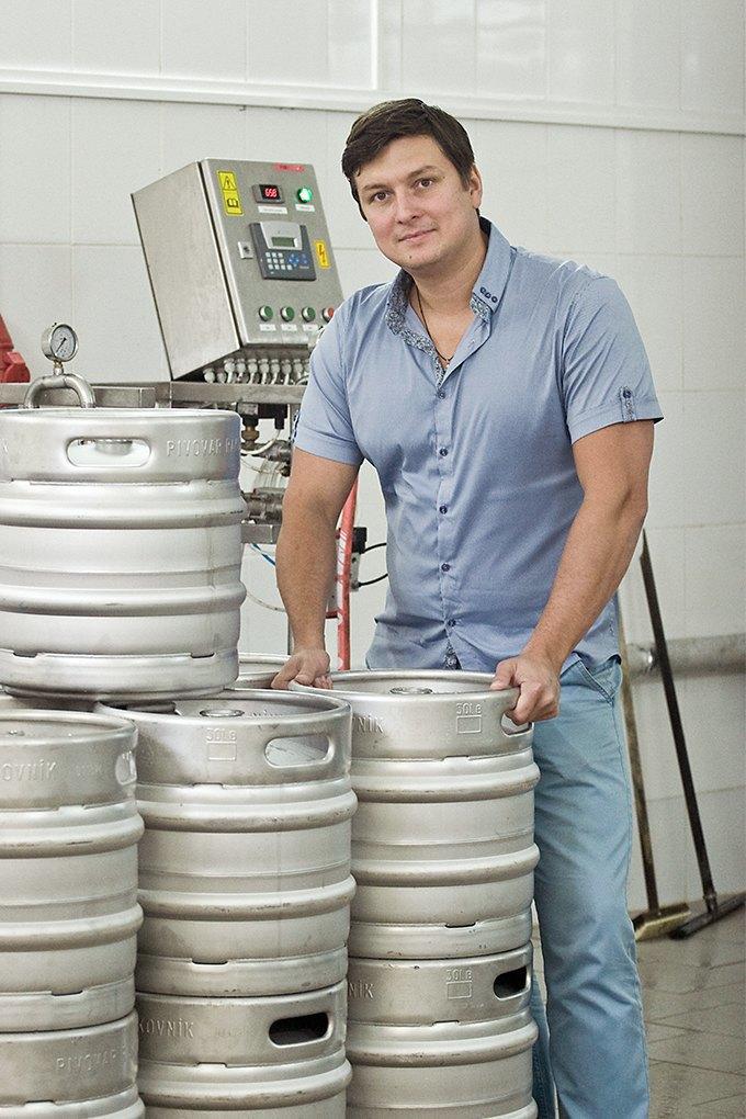 «Киншперский заяц»: Как россиянин восстановил старинную чешскую пивоварню. Изображение № 1.