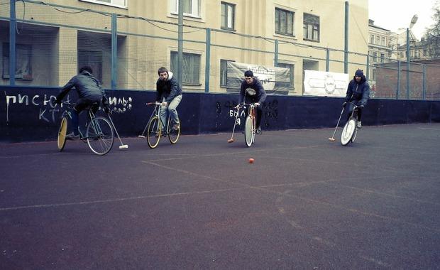 Странные игры: 5 нетрадиционных городских видов спорта. Изображение № 2.