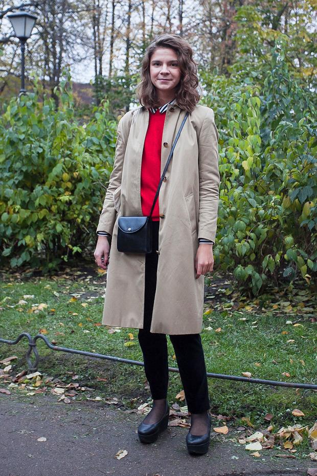 Внешний вид: Екатерина Полякова, креативный директор Indoor Group. Изображение № 1.