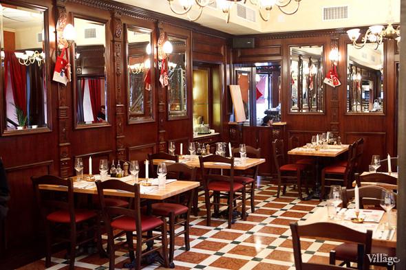 Новое место (Петербург): Ресторан «XII». Изображение № 7.