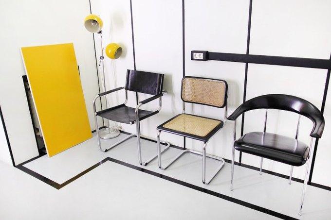 Шоу-рум соскандинавской винтажной мебелью устраивает распродажу-ликвидацию . Изображение № 1.