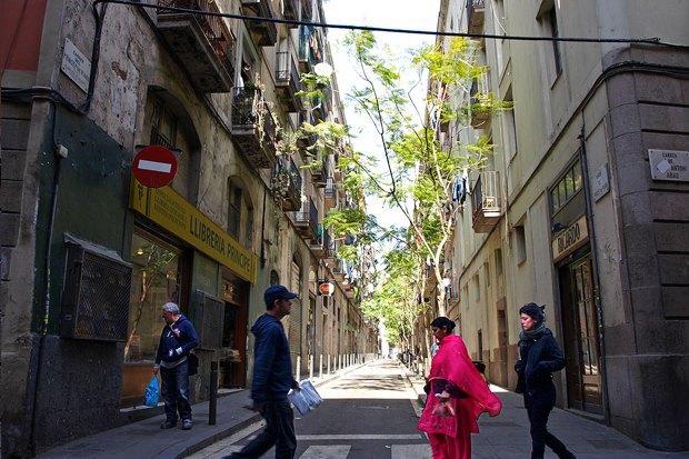 Китайский квартал красных фонарей в Барселоне . Изображение № 3.