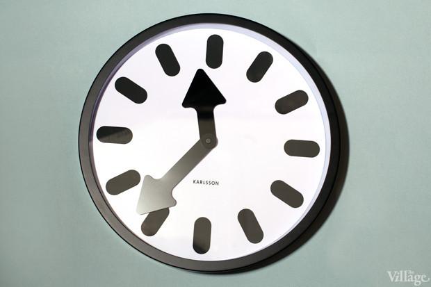 Вещи для дома: Настенныечасы. Изображение № 1.