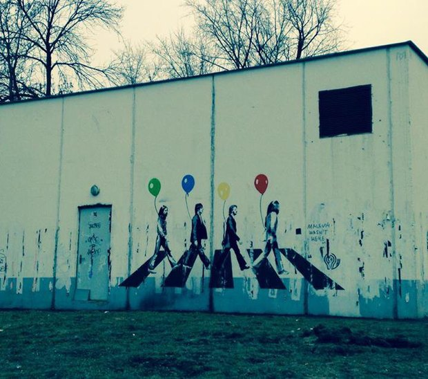 Инстаграм: TheBeatles на Люсиновской улице. Изображение № 1.