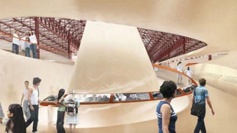 В Бахметьевском гараже осенью откроется Музей толерантности. Изображение № 15.