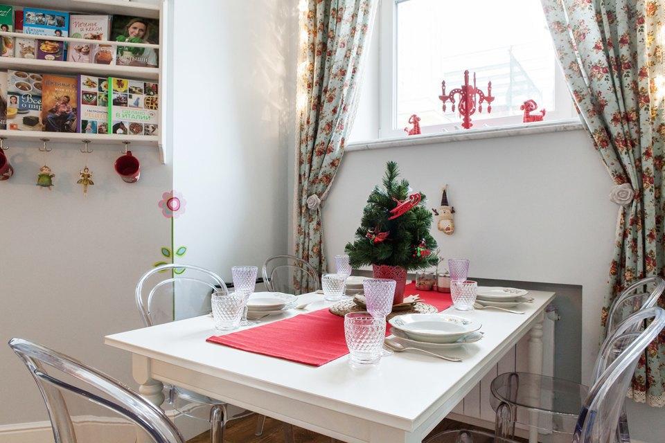 Трёхкомнатная квартира для молодой семьи напроспекте Мира. Изображение № 16.
