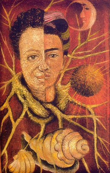 Фрида Кало вМузее Фаберже: главные факты икартины. Изображение № 7.
