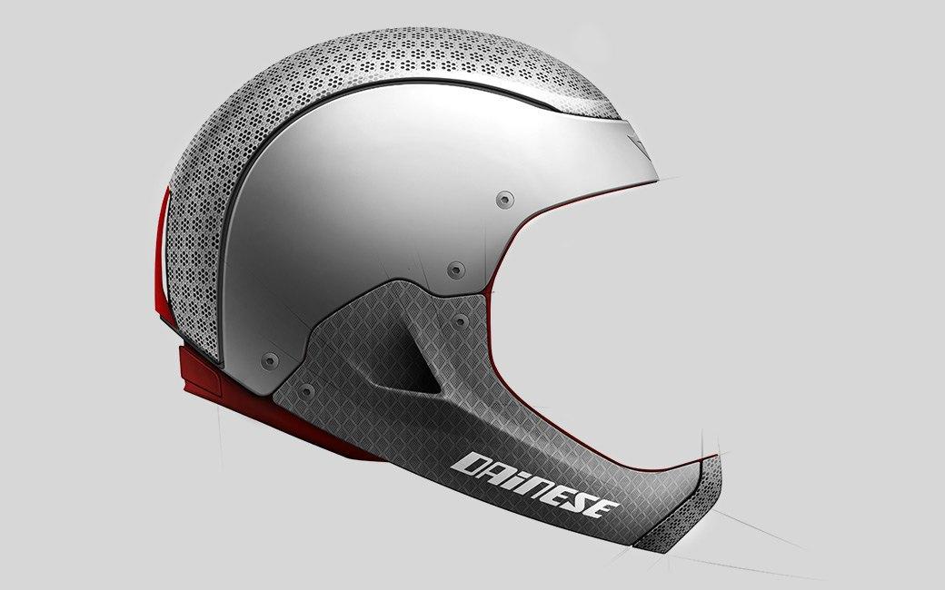 Горнолыжный шлем Dainese Air. Данил Кузвесов.. Изображение № 6.
