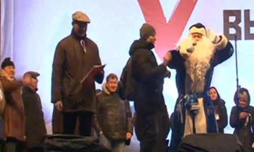 Прямая трансляция: Митинг «За честные выборы» на проспекте академика Сахарова. Изображение № 47.