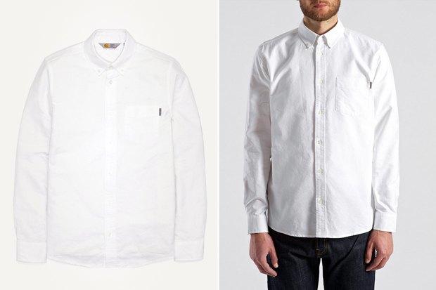 Где купить мужскую рубашку: 9вариантов отодной до 11тысяч рублей. Изображение № 5.