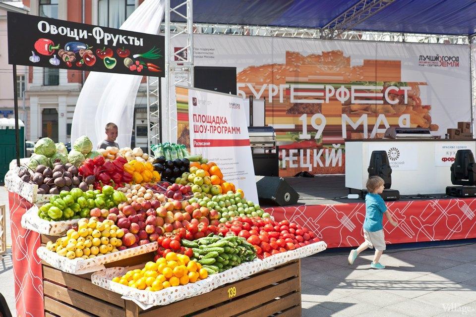 Между булок: 6 бургеров сфестиваля на Кузнецком Мосту. Изображение № 54.