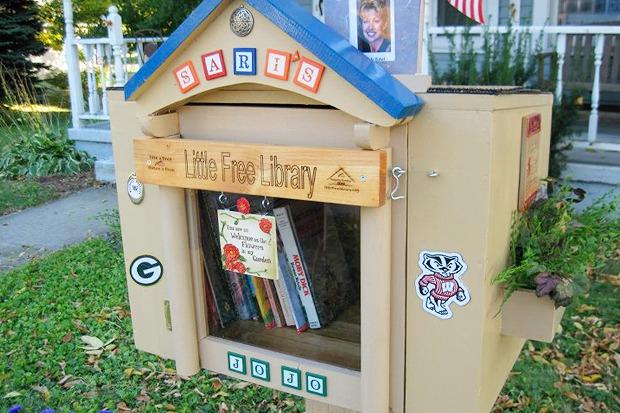 Идеи для города: Публичные библиотеки-скворечники. Изображение № 10.