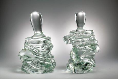 Тони Крэгг вЭрмитаже: Отмусора домуранского стекла. Изображение № 7.