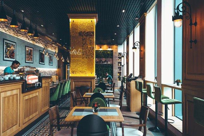 В безнес-центре Wall Street открылся ресторан итальянской кухни La Pasta. Изображение № 3.