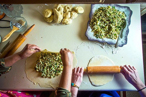 Как мигранты учат жителей Нью-Йорка готовить . Изображение № 11.