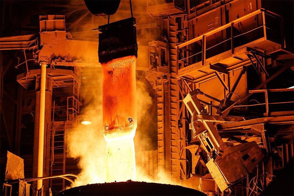 Производственный процесс: Как плавят металл. Изображение № 13.